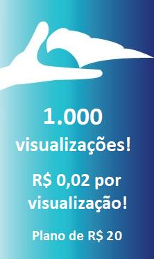 1000 visualizações!